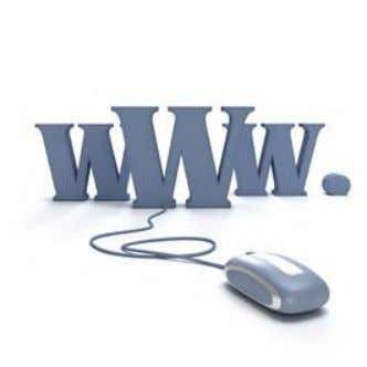 contact methods (minimum telephone and e-mail)  Website  Clean design, frequently updated, intuitively organized