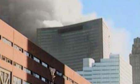 one another, instead of dangerously blowing debris outwards. Added to this, in September 2002, WTC complex