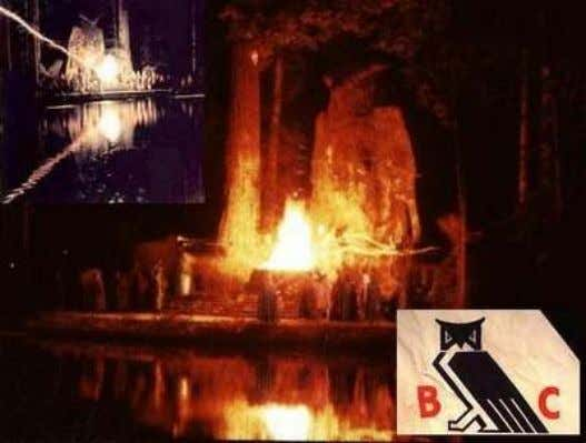 "in his film ""Dark Secrets: Inside Bohemian Grove."" ""At this point, I should digress and go"