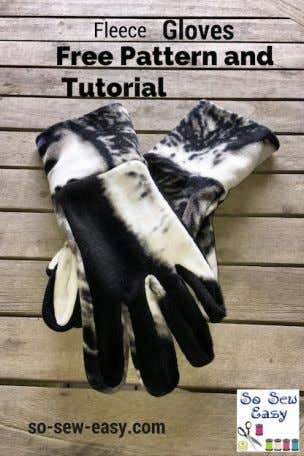 yadisaph77@hotmail.com 29 Oct 2019 Easy Gloves Pattern for Your Winter Comfort Making a pair of fleece