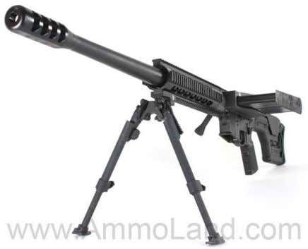 PERSONALNEWSFOR news@ammoland.com 27August2010 15s ZelCustomIntroducesMagazine-Fed.50BMGUpperReceiverforAR-