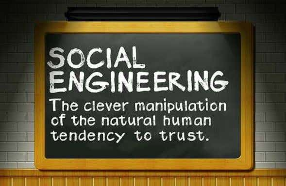 33 Section 8 – Social Engineering Attack:- I myself have had a few people in the