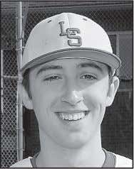 JORDAN DONMOYER Sr., Warwick Pitcher 4-2, 2.17 ERA, 45 Ks MATT CARTA Sr., Lampeter-Strasburg Pitcher 5-0,