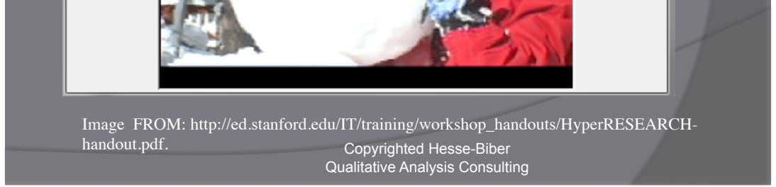 handout.pdf. Copyrighted Hesse-Biber Qualitative Analysis Consulting