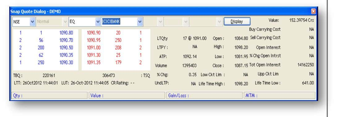 treme Trader How to arrange Column header or add additional columns in Market watch? Or any