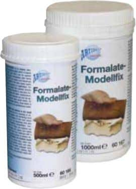 be used as this may damage the still soft clay structure. The latex layer on the