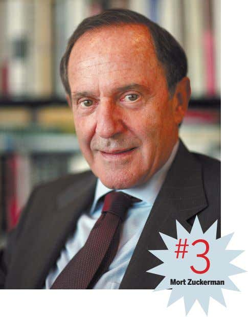 # 3 Mort Zuckerman