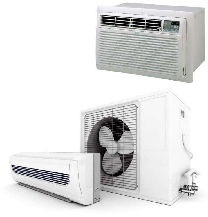 HOUSEHOLD AIR-CONDITIONERS UAE.S 5010-1:2014 Program Scope: Residential single package and split ‐ system non ‐
