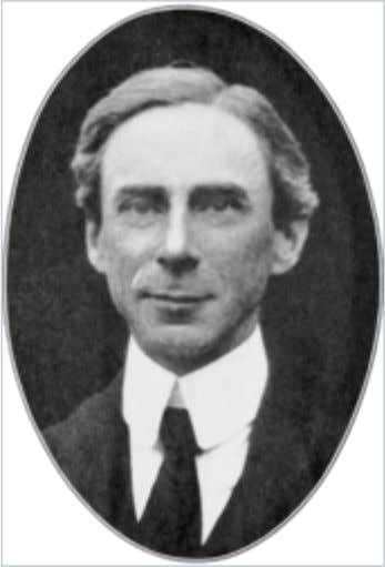 As an intellectual, ​ Bertrand Russell ​ was a pacifist who advised Britain against re-arming