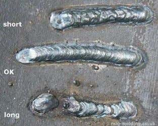 Common Faults in Welded Joints / Welding Defects 1. Common weld defects include :  i.