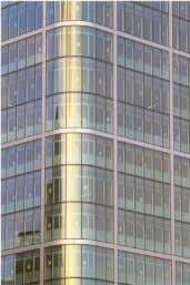conditions which may lead to effective energy saving. Ventilated Double Skin Façade on the HSBC Headquarters