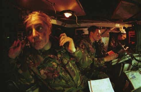 state- of-the art, Combined Arms Tactical Trainer. Multinational training In keeping with the concept of