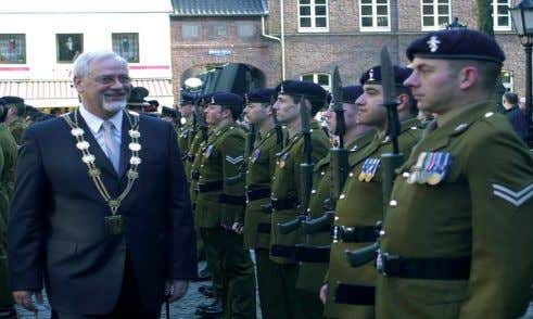 con- tributes to the common defence partnership in Europe. Germany and Britain are political and military