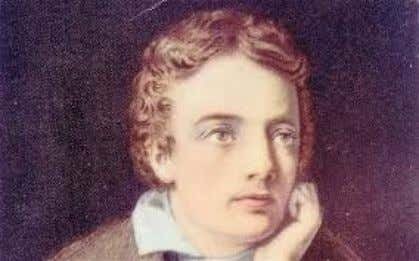 The ultimate edge Keats holds over Wordsworth- of strangeness, odd proportions, the uncanny, intriguing semantic