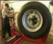machine  Reduces time and costs Better Uniformity  As a tubeless tire is mounted on