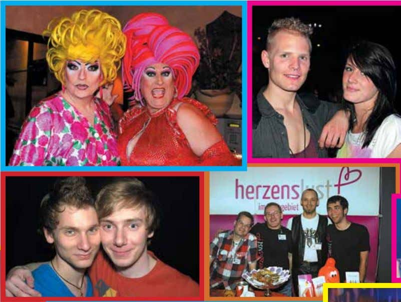 FRESH JULI 2013 PARTY:COLOR MANDANZZ RUHRPOP BO-YS GAYHAPPENING FREE, GAY & Happy GLAMOURDOME STARGATE