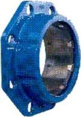 de Flange Travado QUICK GS DN 60 a 200 PFA 10 e 16 [bar ] Nota