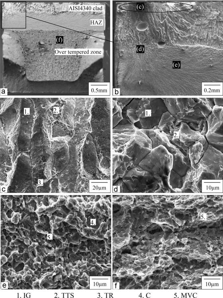 Science & Engineering A 606 (2014) 46 – 57 Fig. 11. SEM images of AISI 4340