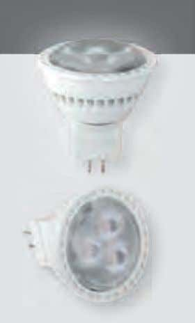 DIRECT RETROFIT FOR MR11 HALOGEN BULBS risparm chip Poten COMPATIBLE WITH ELECTRONIC TRANSFORMERS LED BASIC SPOT