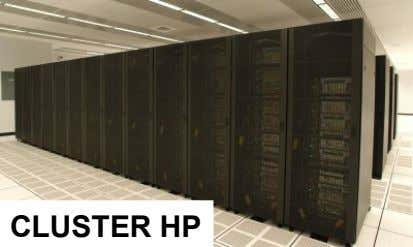 CLUSTER HP