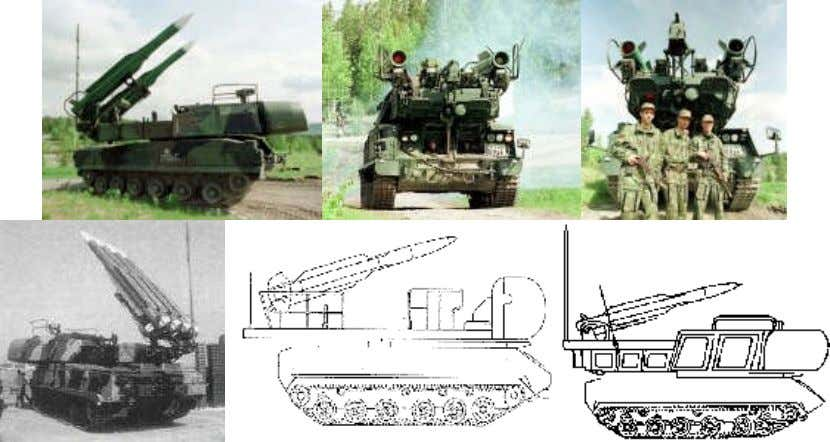  Entire missile system mounted on turntable Vehicle: Tracked, transporter, erector, and launcher (TTEL)