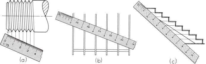 Figure 4-16 Practical Applications of Dividing a Line into Equal Parts (§4.14). © 2003, Prentice-Hall,