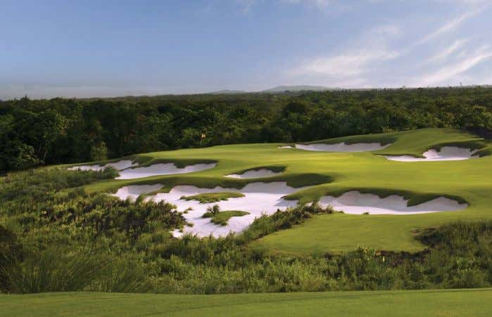the world's leader in golf course construction management COMPLETED PROJECTS Mission Hills Haikou Schmidt-Curley Design