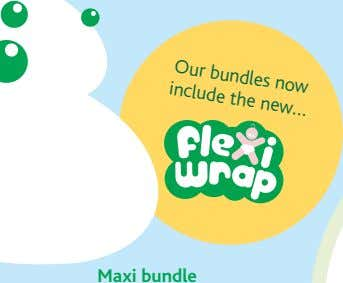 now Our bundles include the new… Maxi bundle