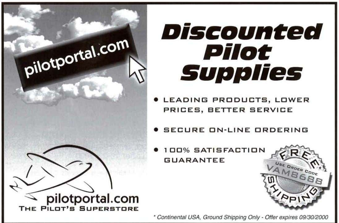 DisCDunted PilDt Supplies • LEADING PRODUCTS, LOWER PRICES , BETTER SERVICE • SECURE ON-LINE ORDERING