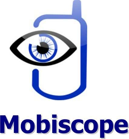 Video from webcams on mobile for home surveillance or just for fun! Mobiscope Desktop for