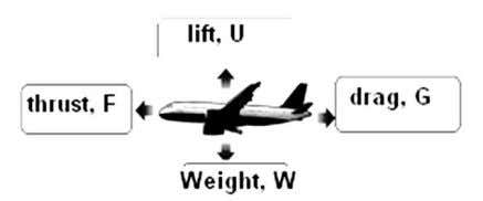 Effect : the object [velocity or moves [ a = ] ] Unbalanced Force/ Resultant Force