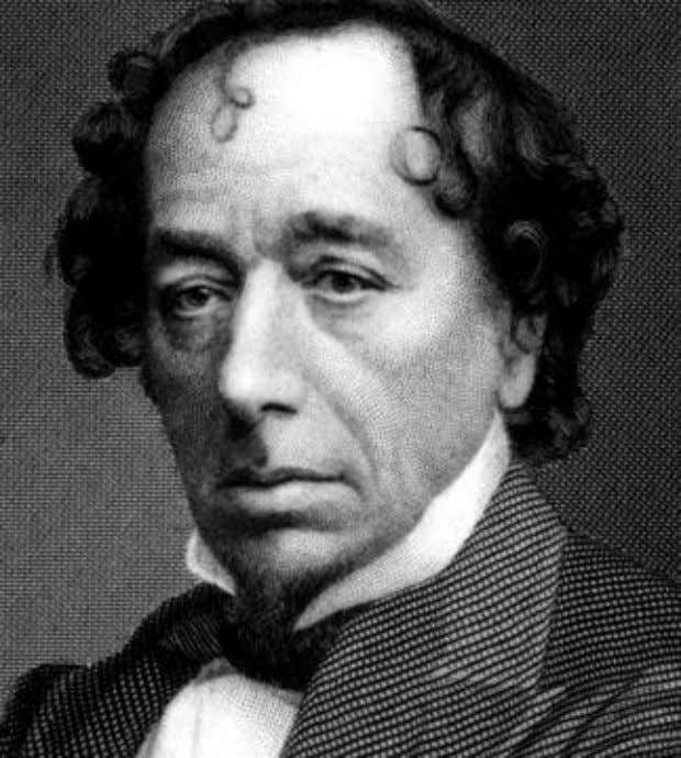 "is imagined by those who are not behind the scenes."" — Prime Minister Benjamin Disraeli of"