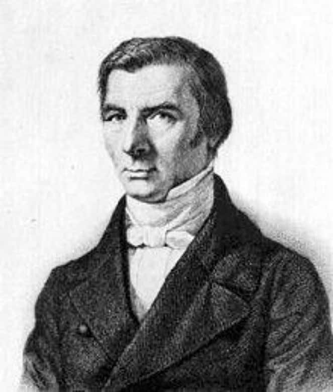Bastiat (1801 – 1850) French classical liberal theorist, political economist, and member of the French assembly