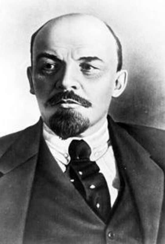 1922-1924. instrumental in the conversion of the Russian Empire into the Soviet Union; led the October