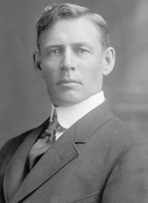 A. Lindbergh, sr. 1913 (1859 – 1924) Congressman from Minnesota 1907-1917 father of charles lindbergh, the