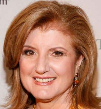"And the lobbyists usually win."" The middle class is — Arianna Huffington Dialogue with Mary Matlin"