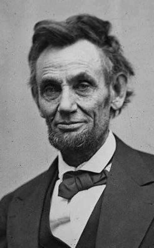 Abraham Lincoln (1809-1865) 16 t h president of the united states Assassinated by the banksters on
