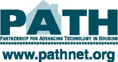 PATH Partnership. To learn more about PATH, please contact: Suite B133 451 7th Street, SW Washington,