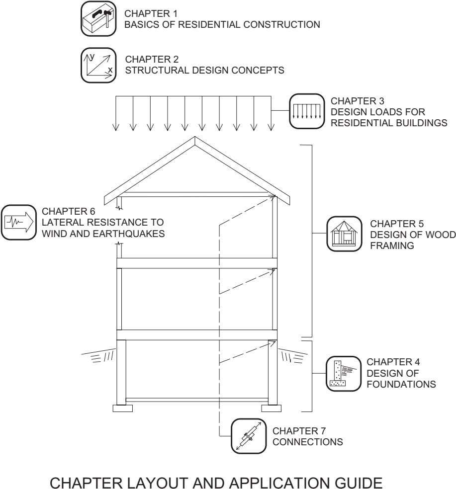 Residential Structural Design Guide vii