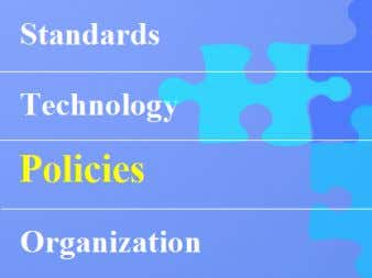 Policy Framework •   Legal and Regulatory •   Data maintenance, access, and distribution •