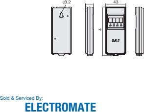 Sold & Serviced By: ELECTROMATE
