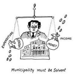 who run the municipality with adequate info rmation for discharging their responsibilities. 8