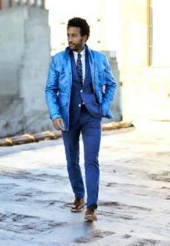 YOUR AGE Best Dressed Men in their 30's & Look book. Here's a great look book