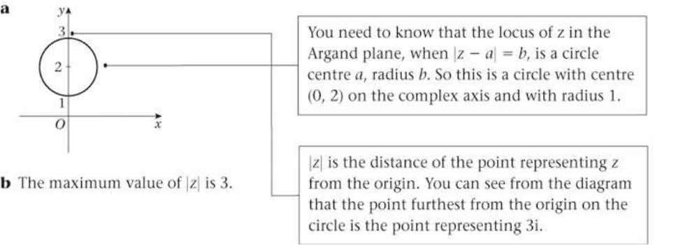 FP2 Edexcel AS and A Level Modular Mathematics Exercise A, Question 29 Question: Solution: © Pearson