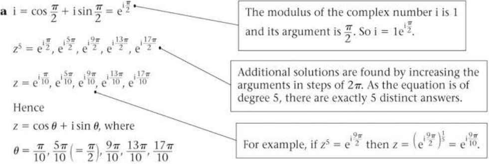 FP2 Edexcel AS and A Level Modular Mathematics Exercise A, Question 30 Question: Solution: © Pearson