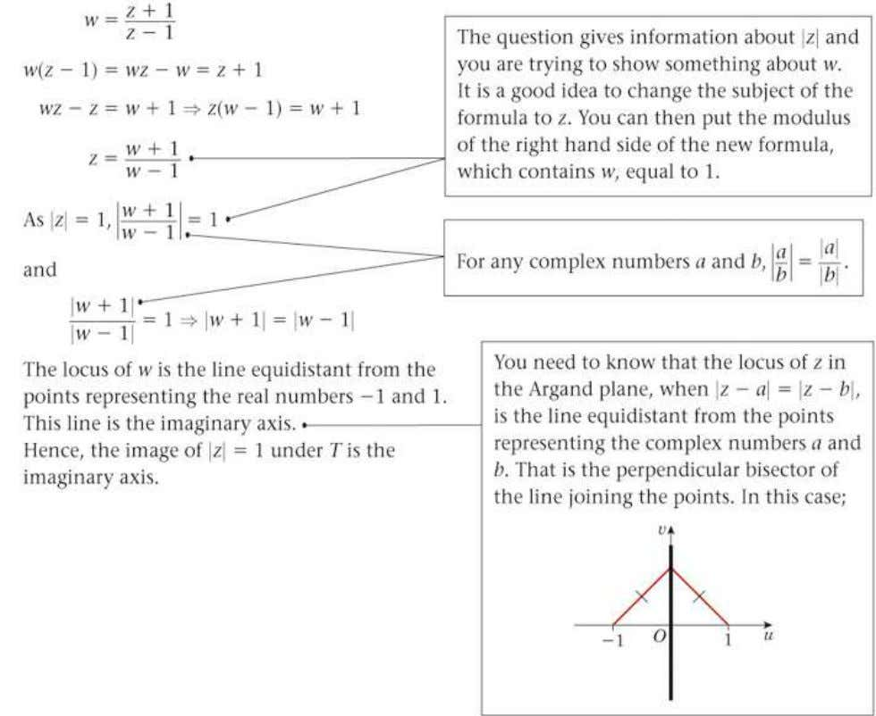 FP2 Edexcel AS and A Level Modular Mathematics Exercise A, Question 32 Question: Solution: © Pearson