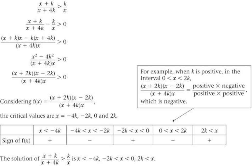 FP2 Edexcel AS and A Level Modular Mathematics Exercise A, Question 6 Question: Solution: © Pearson