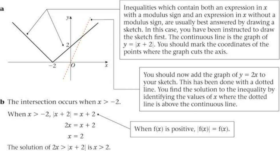 FP2 Edexcel AS and A Level Modular Mathematics Exercise A, Question 7 Question: Solution: © Pearson