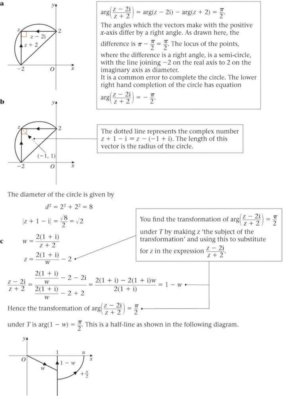 Heinemann Solutionbank: Further Pure 2 FP2 Page 2 of 3 © Pearson Education Ltd 2009