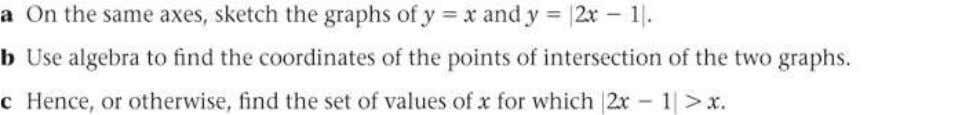 FP2 Edexcel AS and A Level Modular Mathematics Exercise A, Question 9 Question: Solution: © Pearson